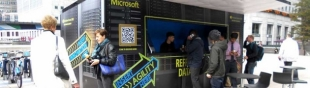 Experiential Marketing for Microsoft